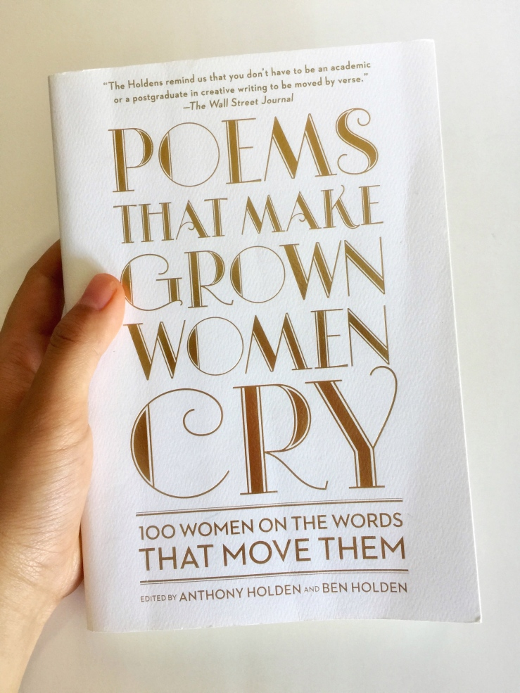 poems that make women cry